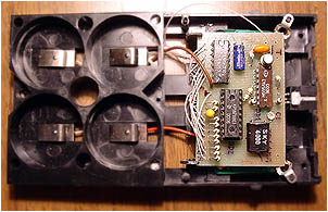 Блок схема частотомера на микроконтроллере 114